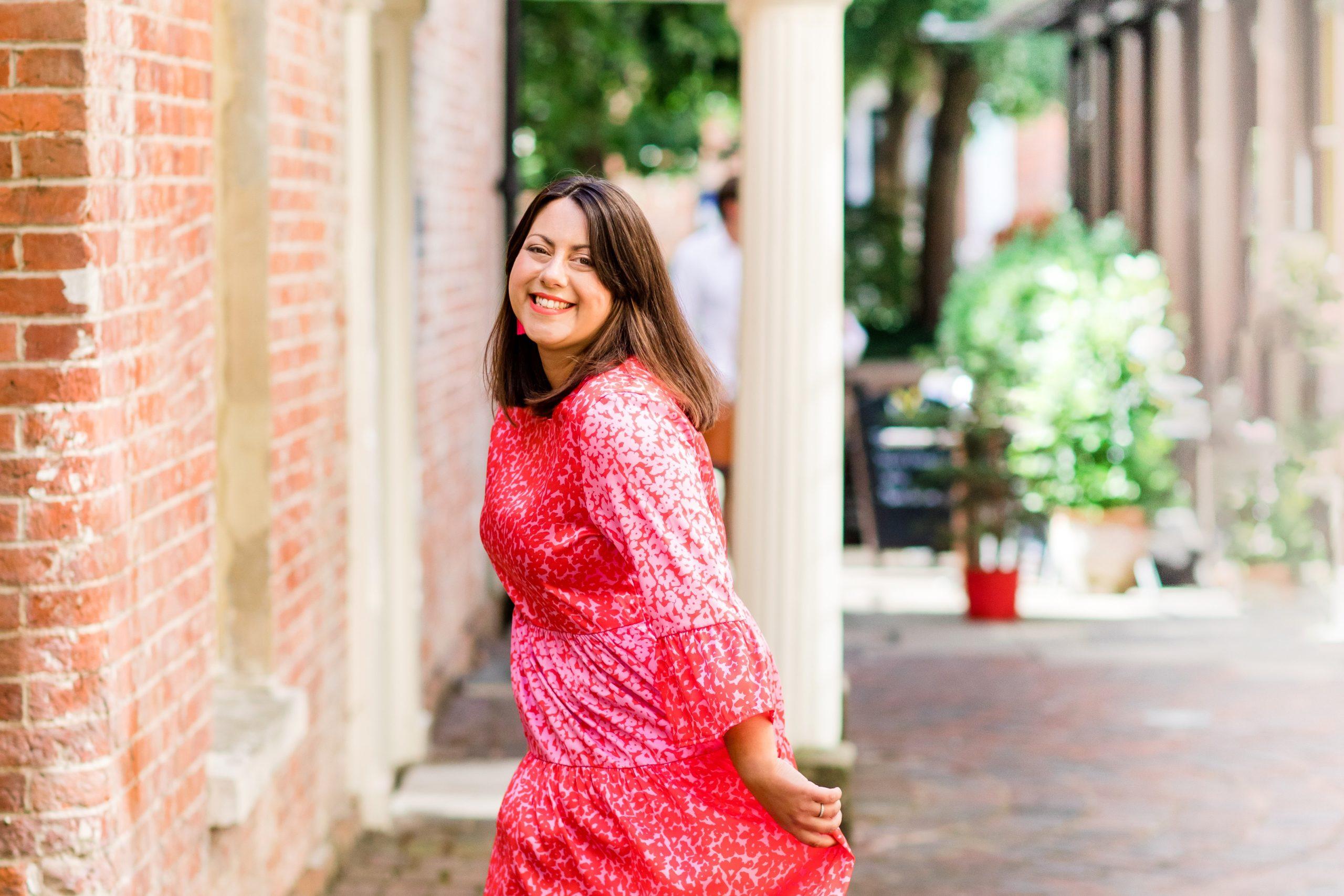 Featured Maven – Liane Milchem