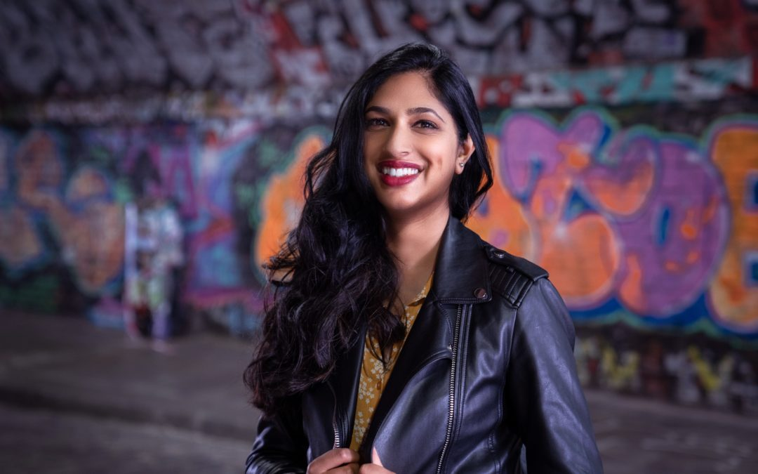 Featured Maven – Varsha Amin